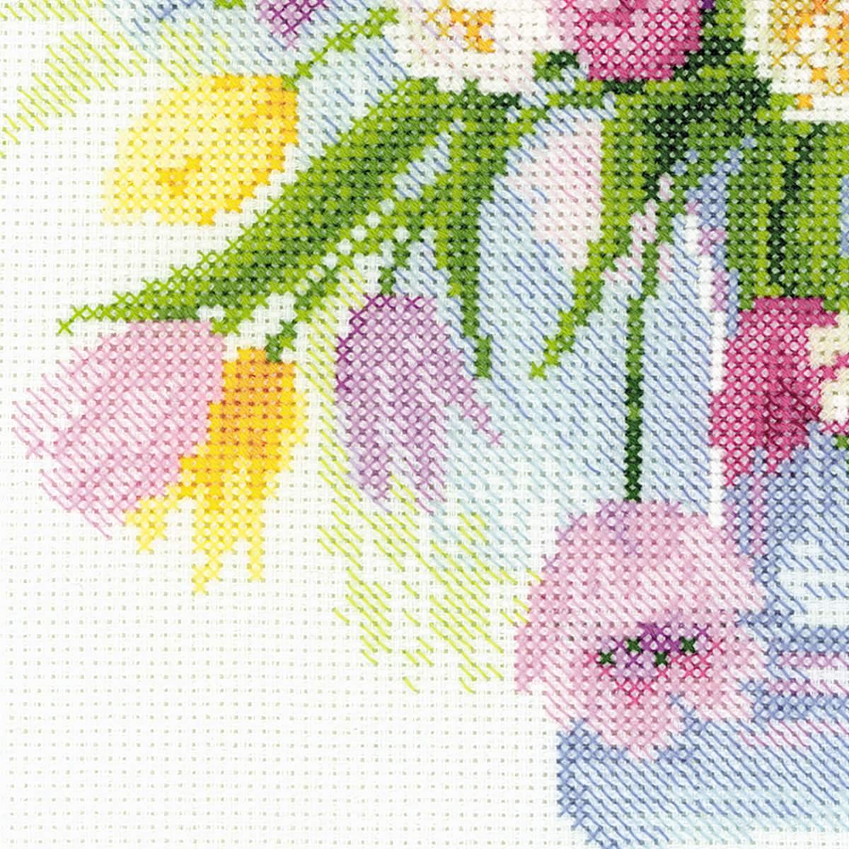 Доставка вышивки риолис